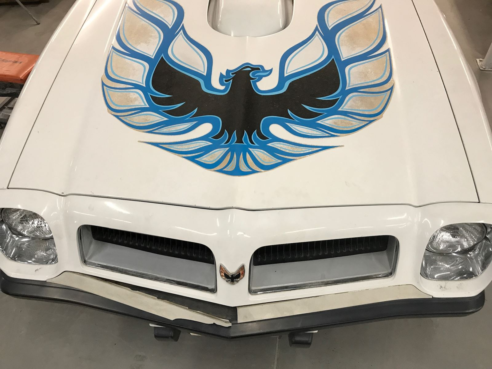1974 Pontiac Trans Am | Wasatch Customs - image #3