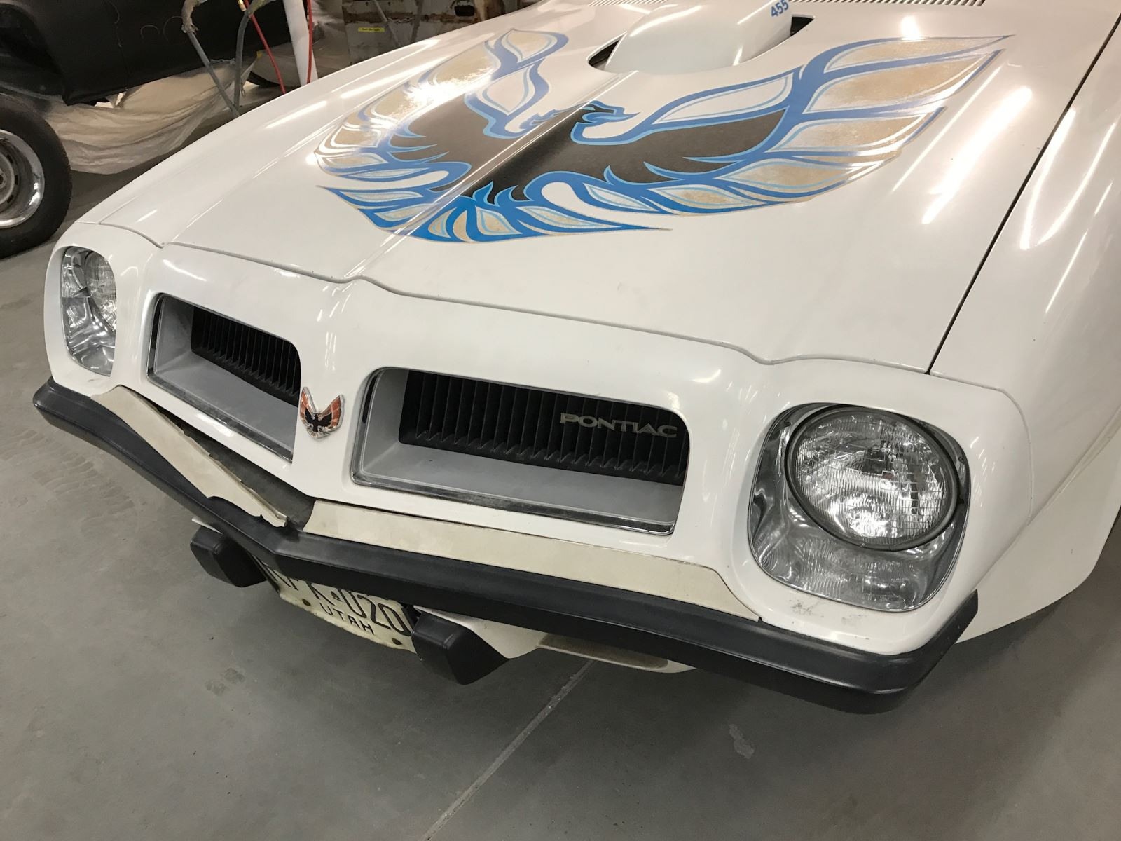 1974 Pontiac Trans Am | Wasatch Customs - image #5